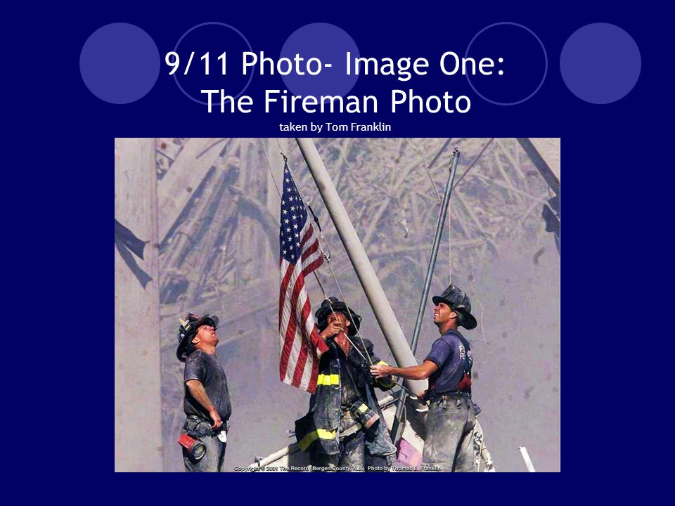 9/11 Photo- Image One: The Fireman Photo taken by Tom Franklin