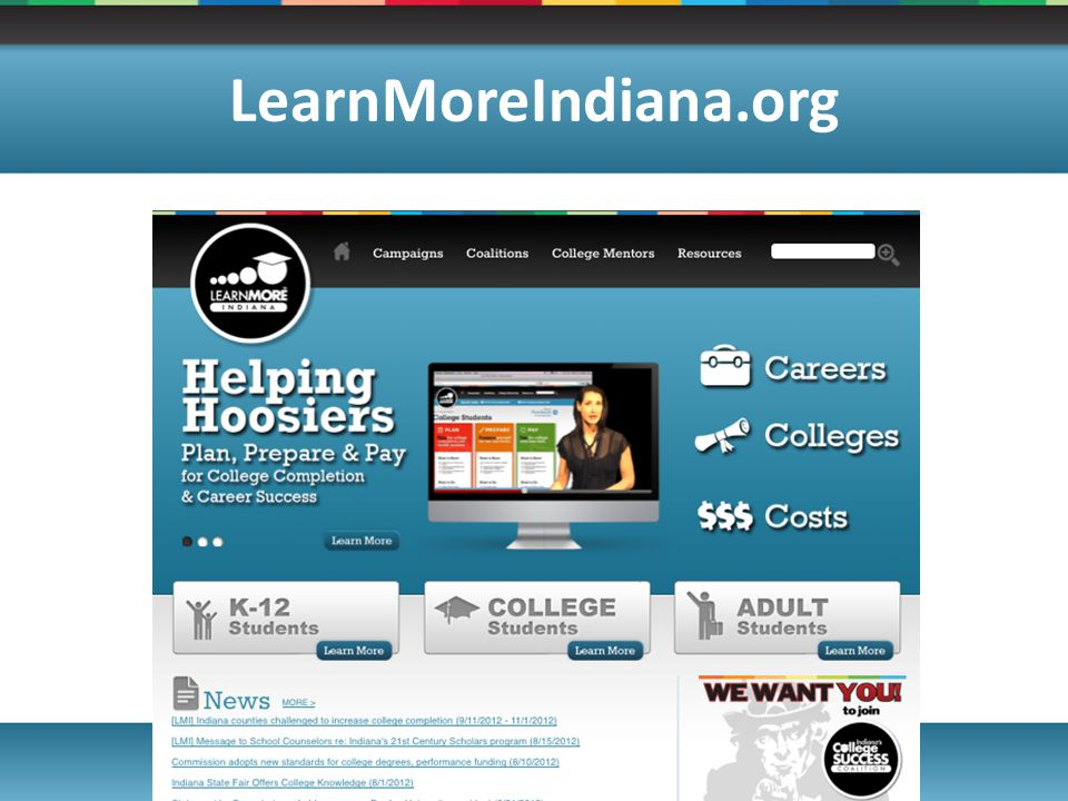 LearnMoreIndiana.org
