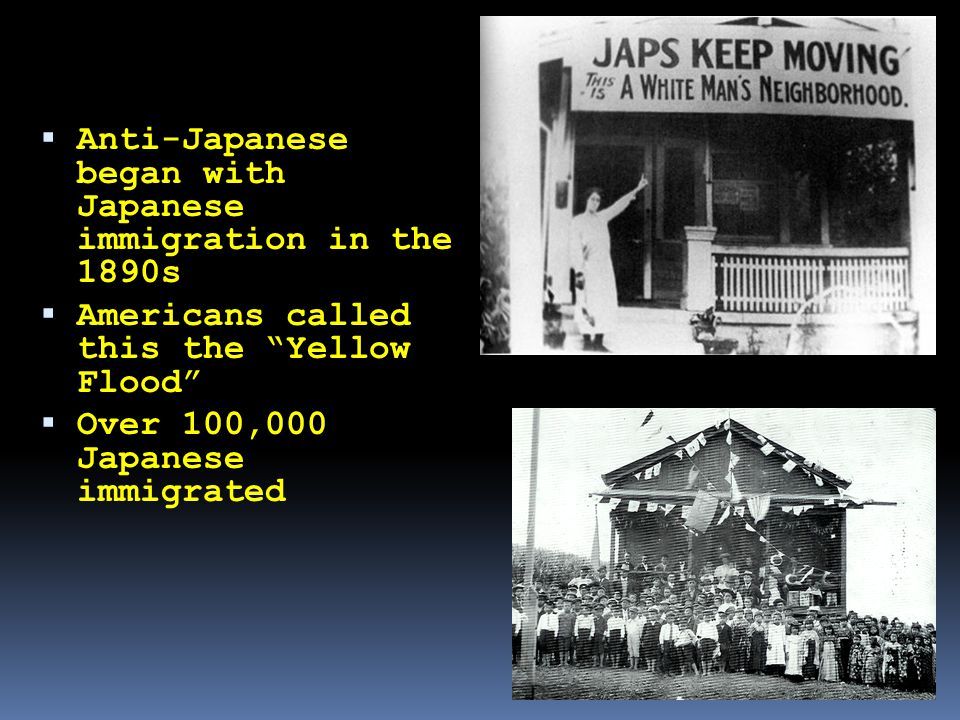 Purpose: Prevent possible sabotage  Result of: existing prejudice towards Japanese Americans