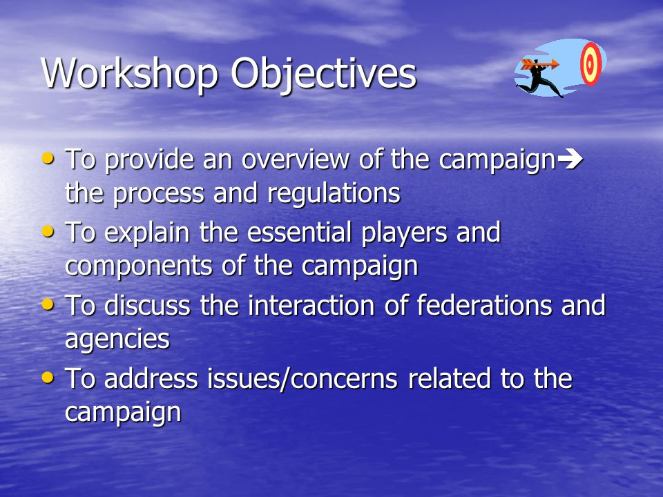 CFC STRUCTURE Sets Policy & Procedures Conducts Local Campaign Manages Local Campaign Leadership of LFCC