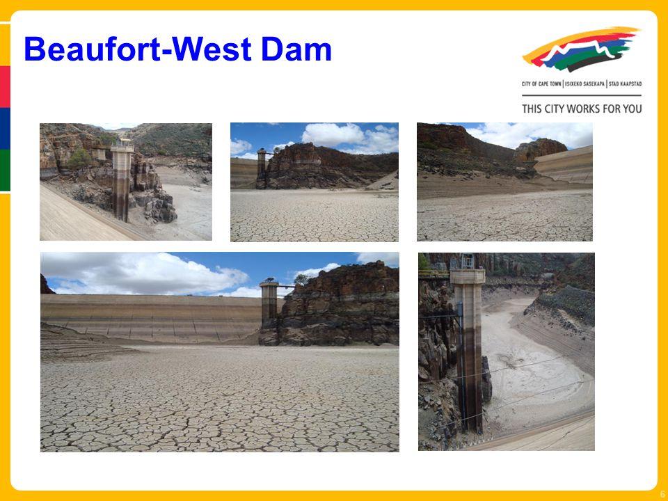 6 Beaufort-West Dam