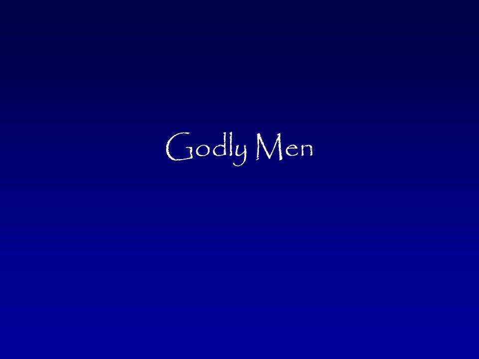 Godly Men
