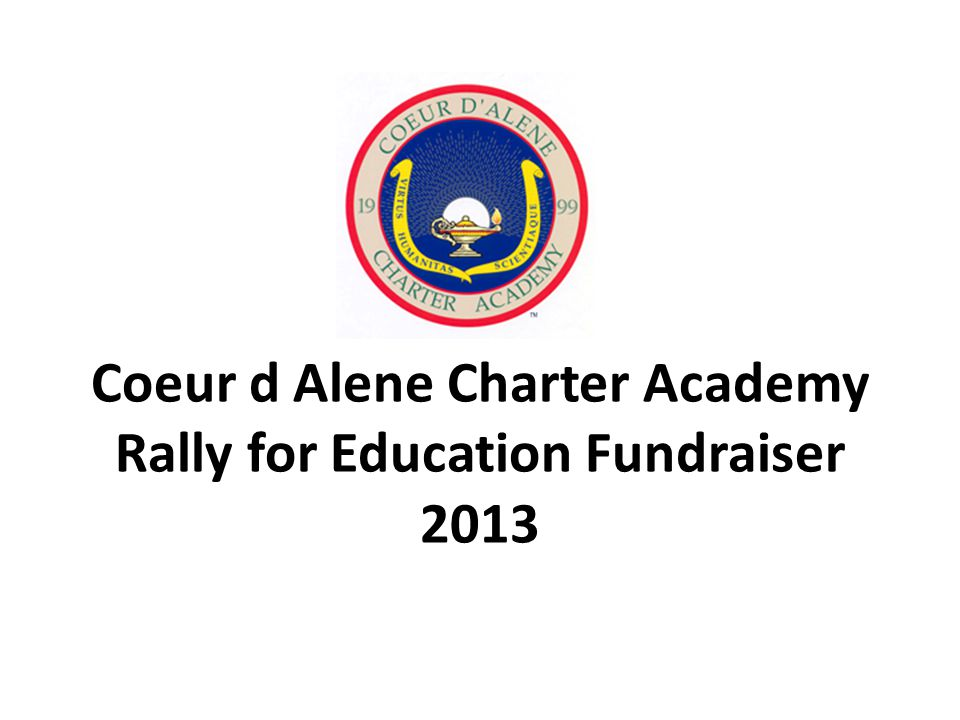 What is the Rally for Education.Rally for Education is a school wide annual fundraiser.