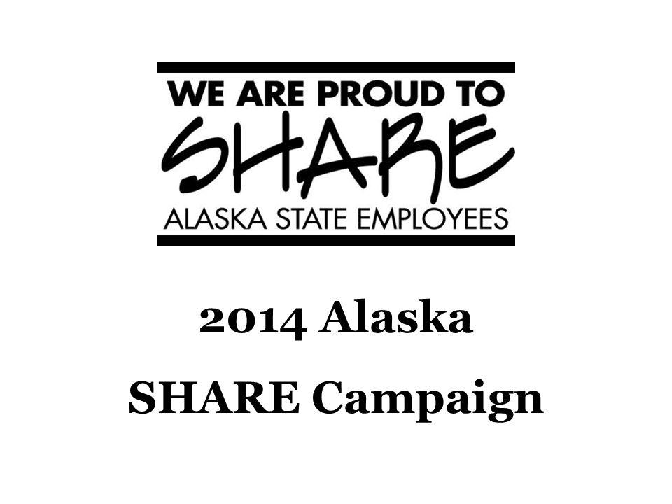 2014 Alaska SHARE Campaign