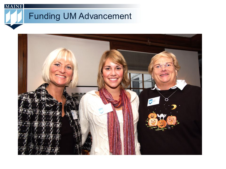 Funding UM Advancement
