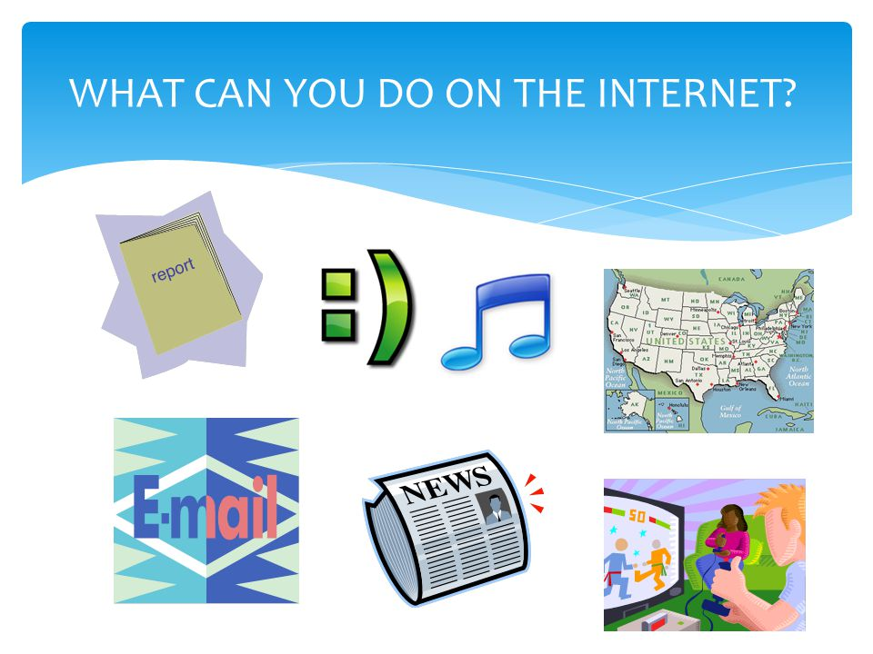 Do any of you have special Internet safety rules? INTERNET SAFETY