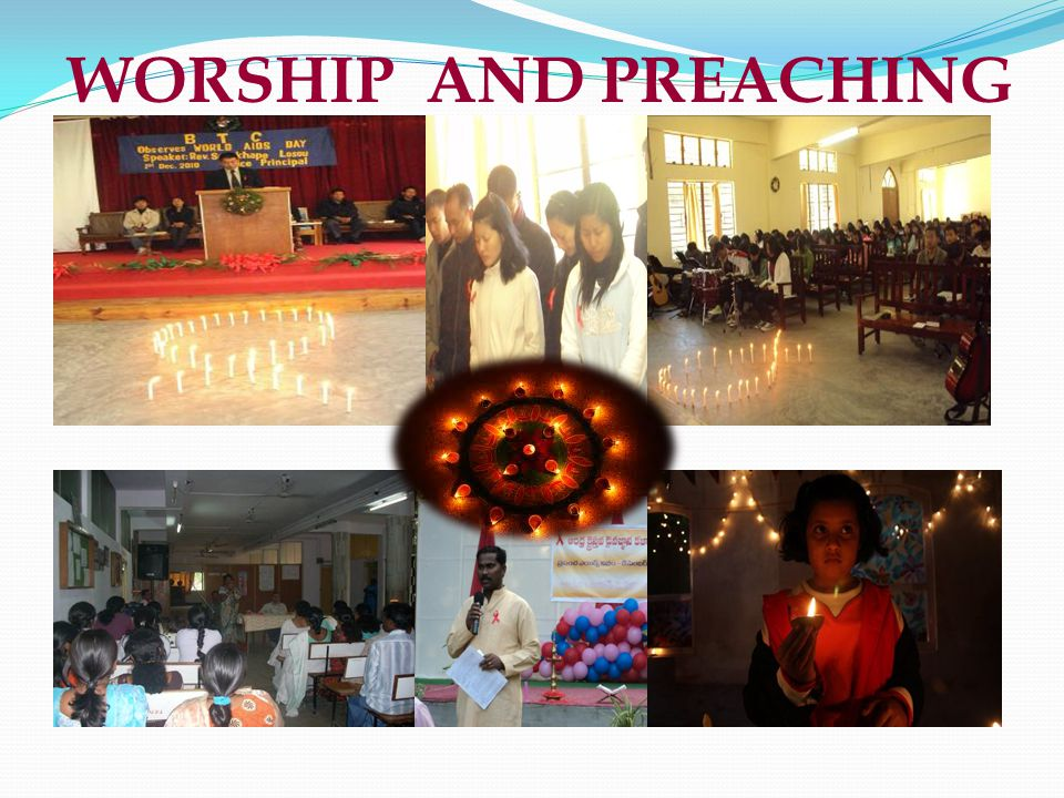 WORSHIP AND PREACHING