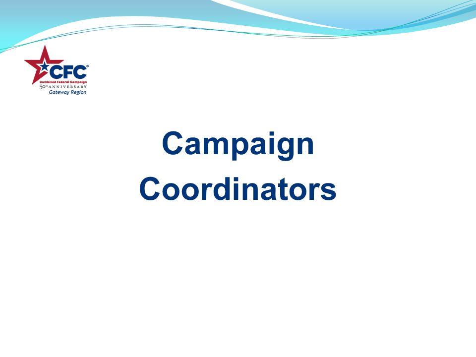 Campaign Coordinators