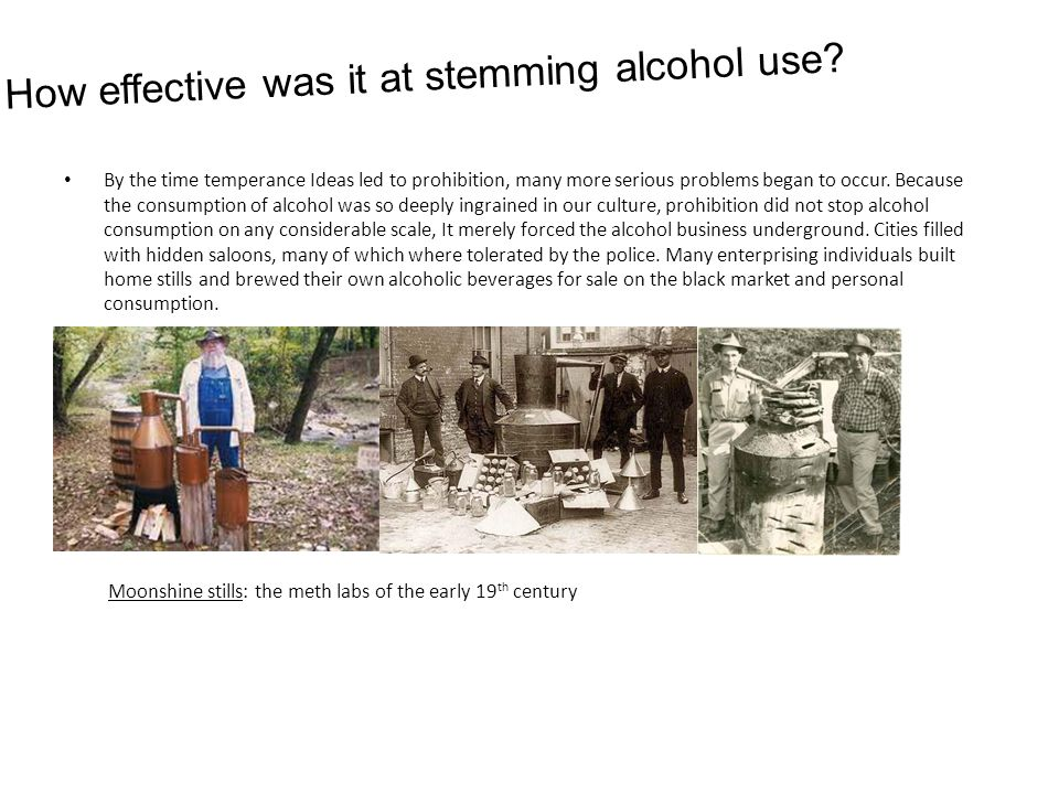 How effective was it at stemming alcohol use.
