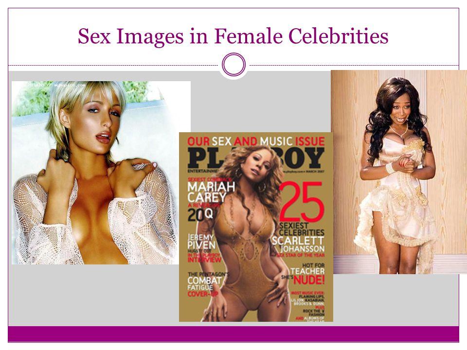 Sex Images in Female Celebrities