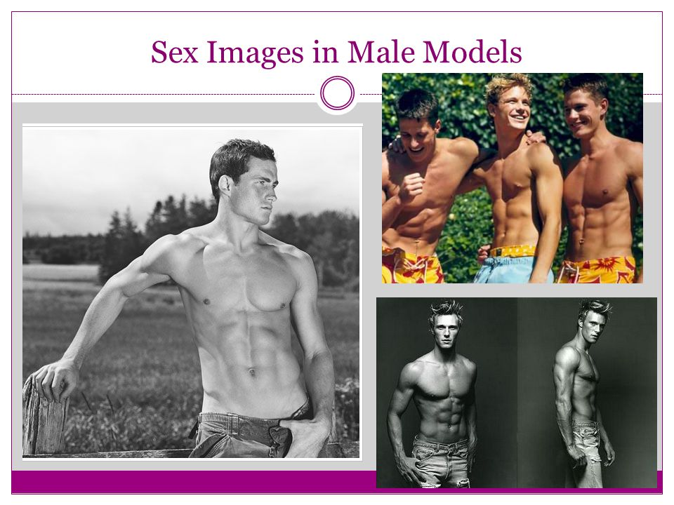 Sex Images in Male Models