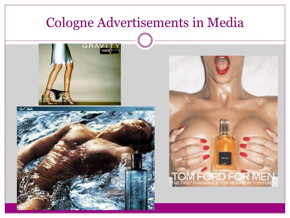 Cologne Advertisements in Media