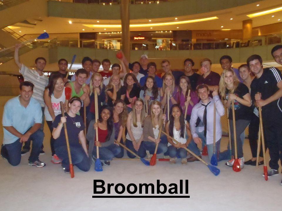 Broomball