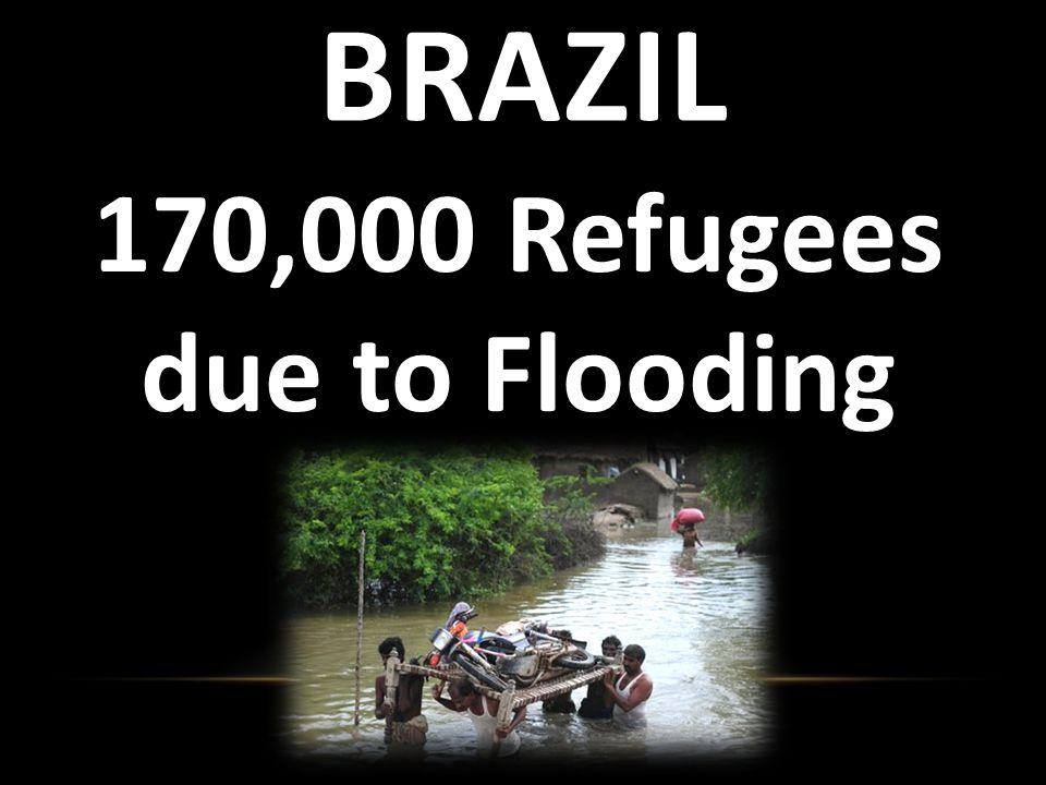 Angola 220,000 REFUGEES DUE TO FLOODING