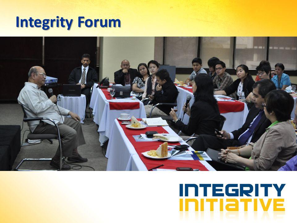 Integrity Forum