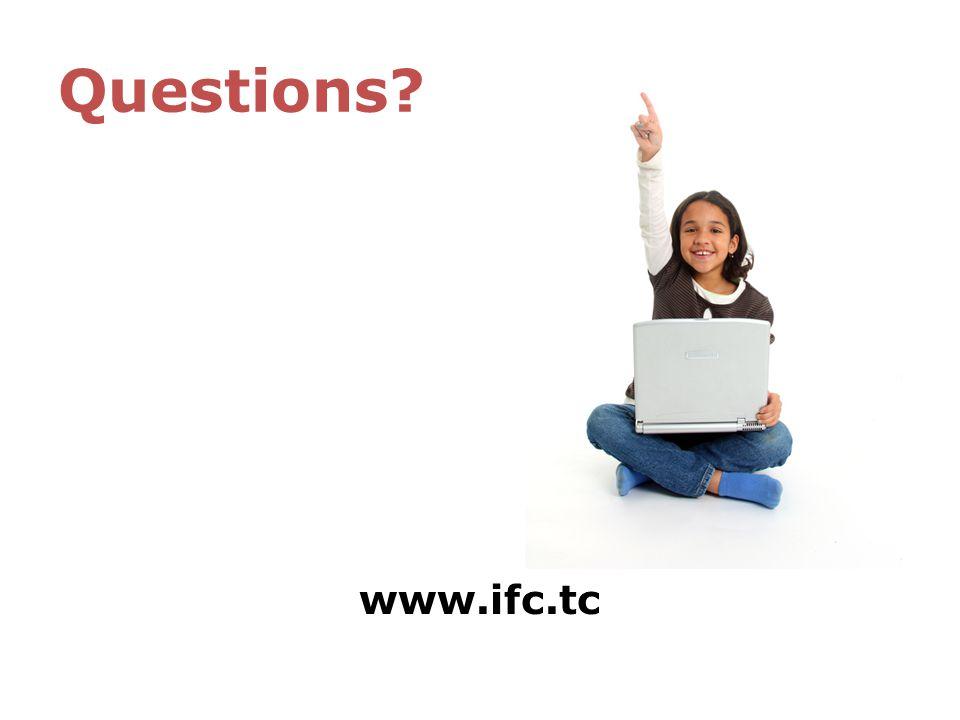 Questions www.ifc.tc