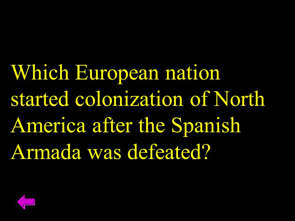 What was the first permanent settlement in North America?