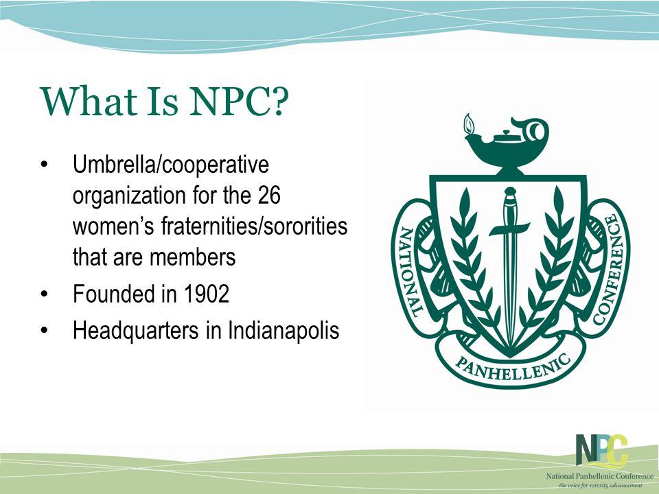 What Is NPC.