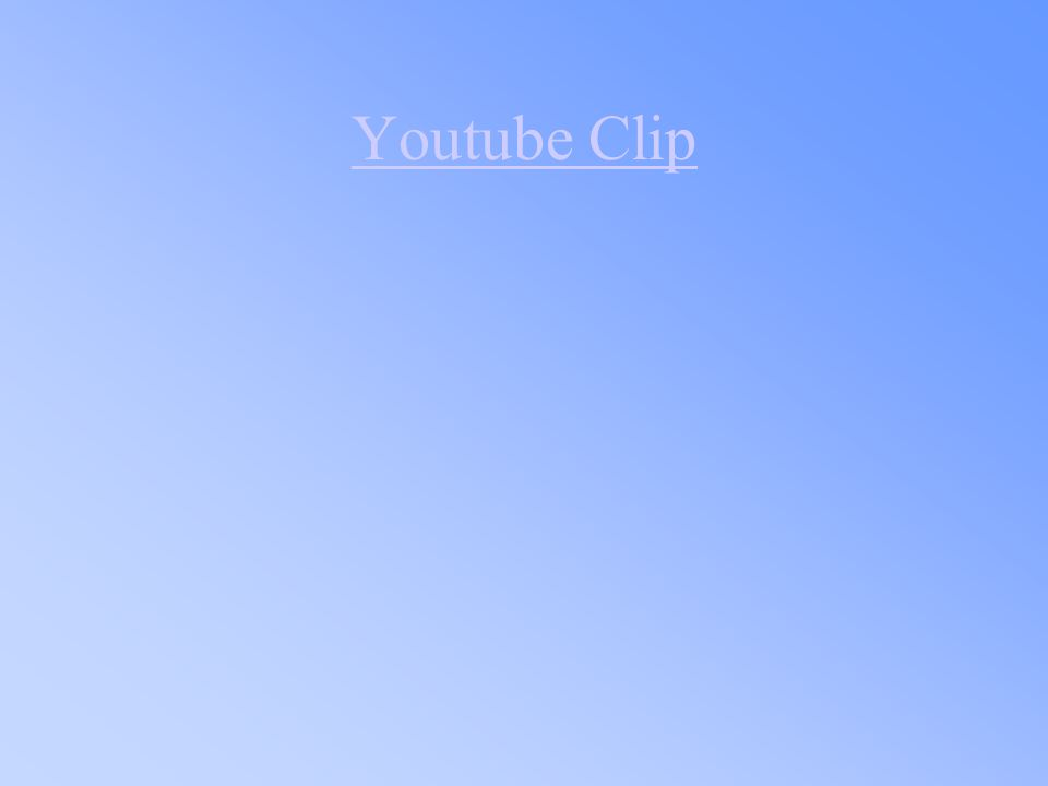 Youtube Clip