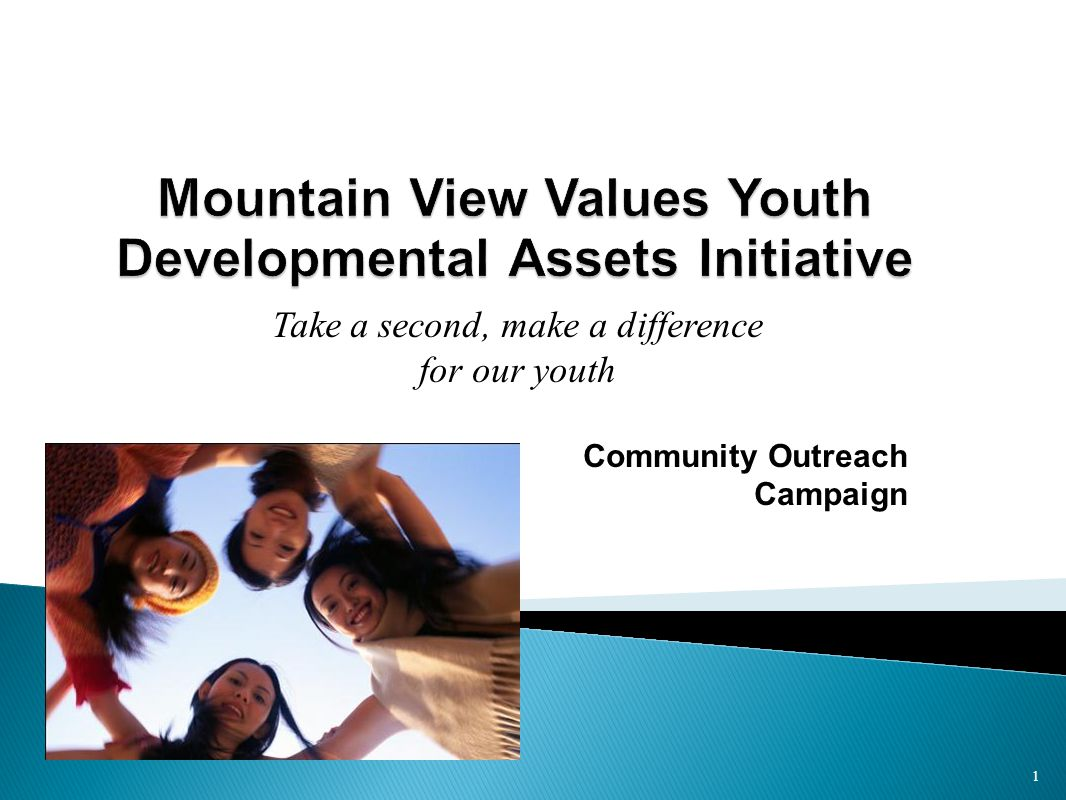 … the thousands of interactions in which children and youth are valued, respected and known. 12