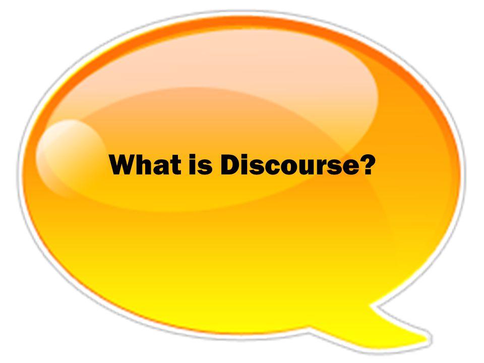 Discourse Placemat