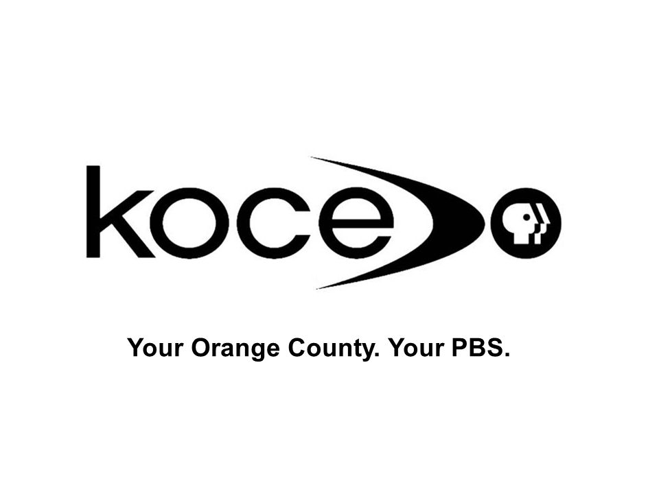 Your Orange County. Your PBS.