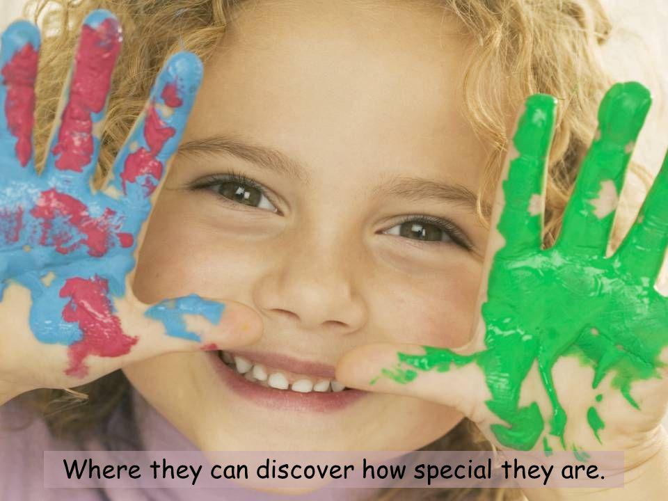 Teach them about a world of possibilities…