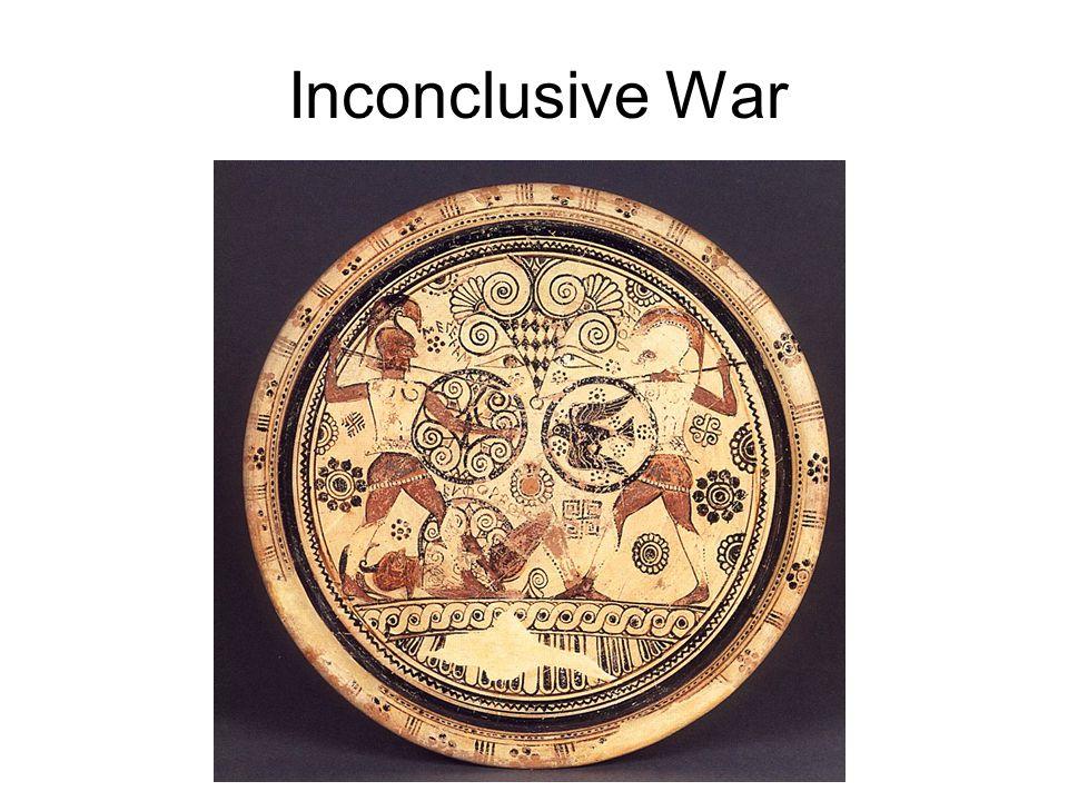 Inconclusive War