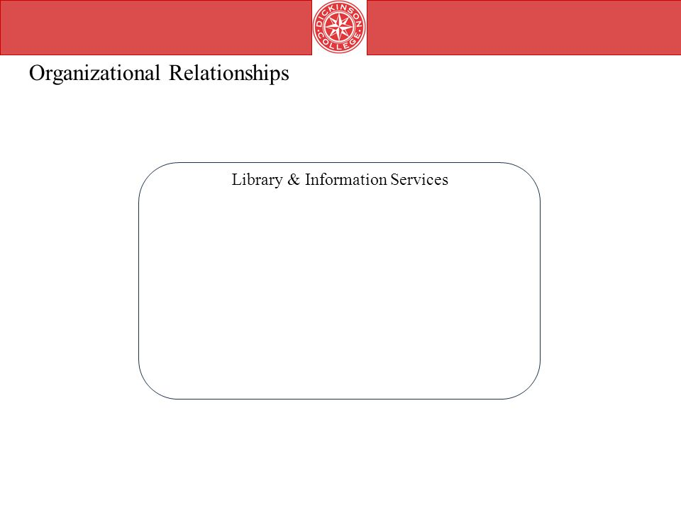 Library & Information Services Organizational Relationships