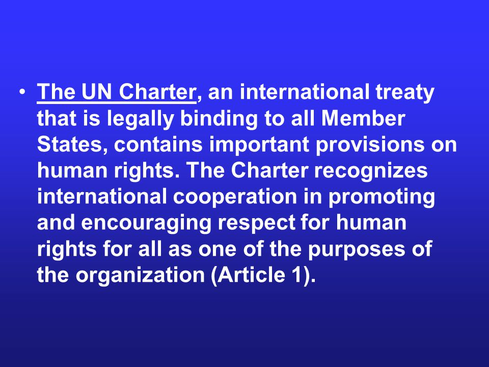 So far, there are human rights treaties for Africa, Europe, and the Americas: (1) The American declaration of the rights and duties of man of 1948.