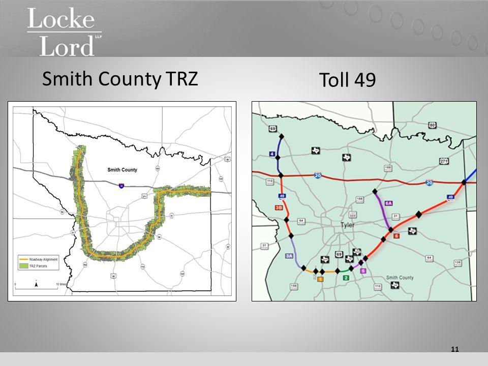 Smith County TRZ Toll 49 11