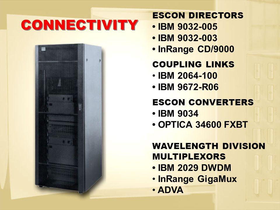 IBM 3490 IBM 3494 TAPE LIBRARIES IBM 3590 MAGSTAR TAPE STK 9310/9311 POWDERHORN LIBRARIES 9840 TAPE DRIVES TAPE