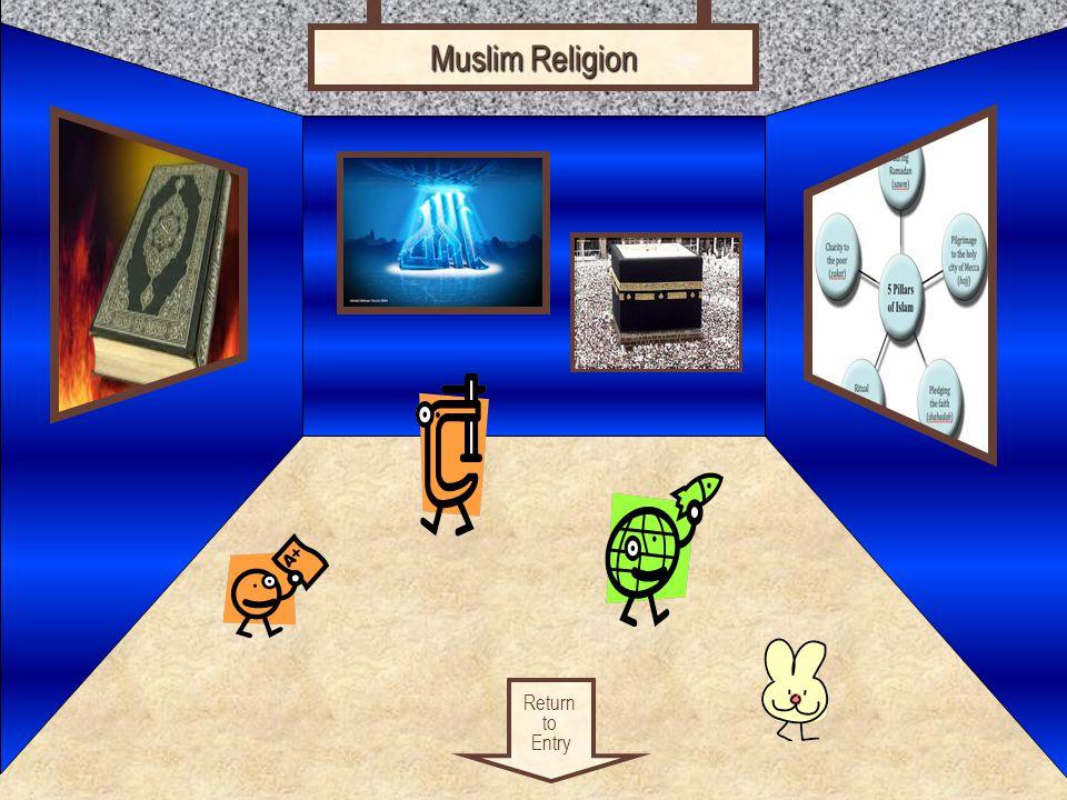 Room 4 Return to Entry Artifact 14Religion Artifact 15 Artifact 14