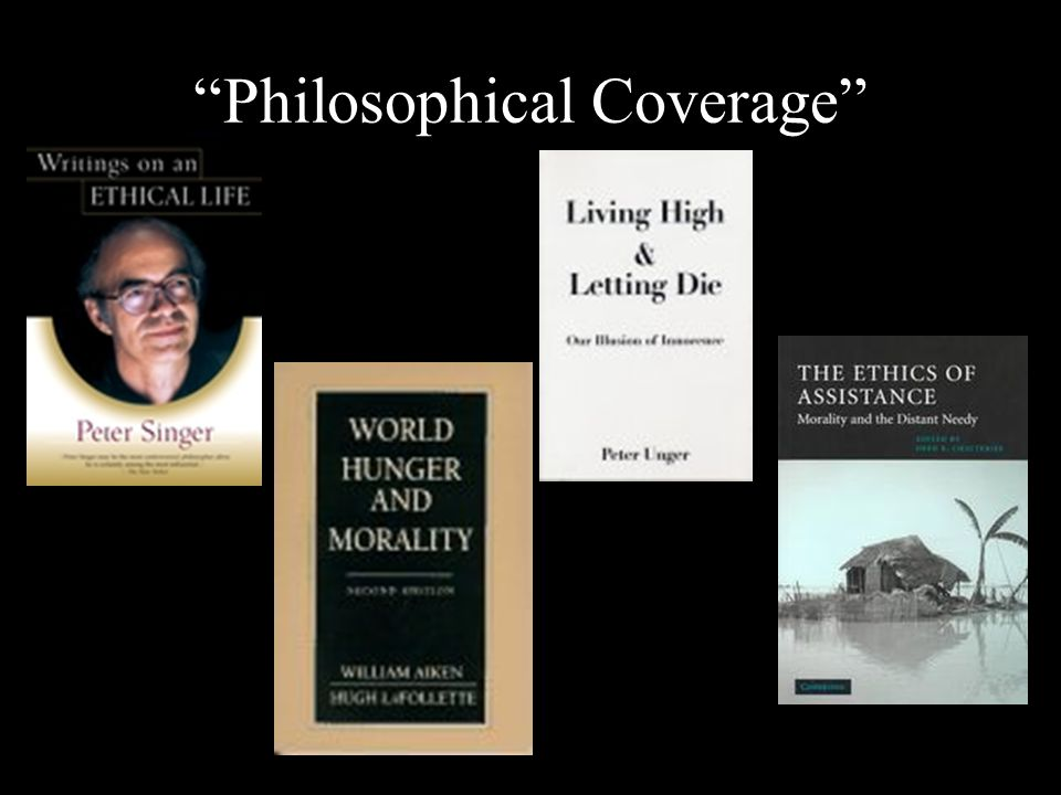 3 Philosophical Coverage