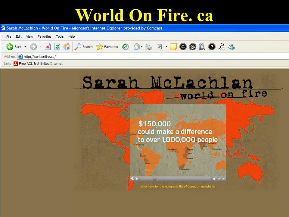 39 World On Fire. ca