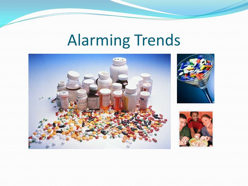 Alarming Trends