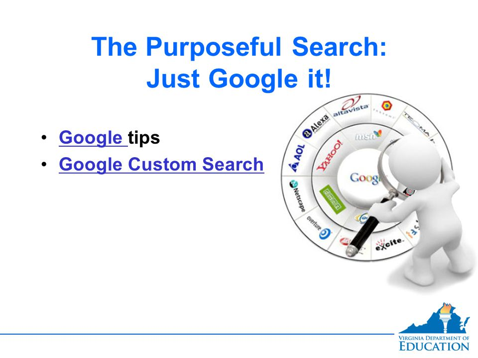 The Purposeful Search: Just Google it! Google tipsGoogle Google Custom SearchGoogle Custom Search Google tipsGoogle Google Custom SearchGoogle Custom