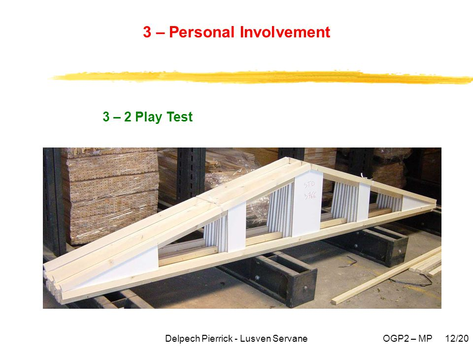 3 – 2 Play Test Delpech Pierrick - Lusven ServaneOGP2 – MP 12/20