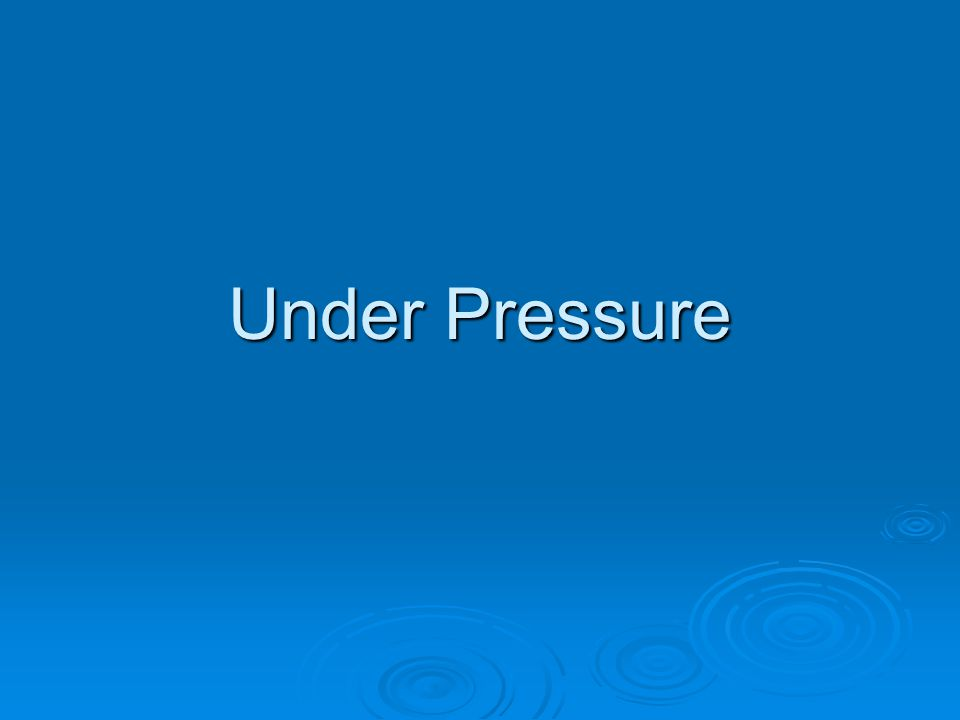 Measuring Air Pressure  Atmospheric pressure is measured by an instrument called a barometer  Atmospheric pressure is measured by an instrument called a barometer.