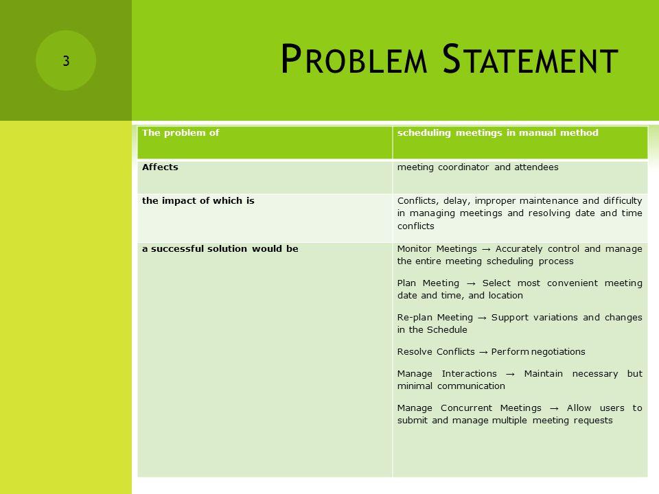 P ROBLEM A NALYSIS - F ISHBONE 4