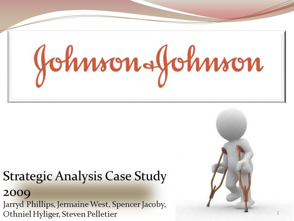 Strategic Analysis Case Study 2009 Jarryd Phillips, Jermaine West, Spencer Jacoby, Othniel Hyliger, Steven Pelletier 1