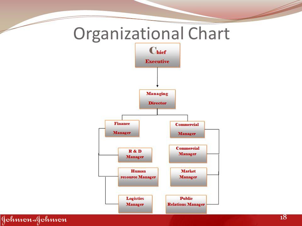 Organizational Chart 18