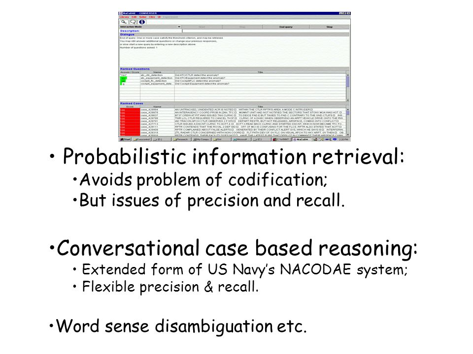FAA GAIN lacks computational support.