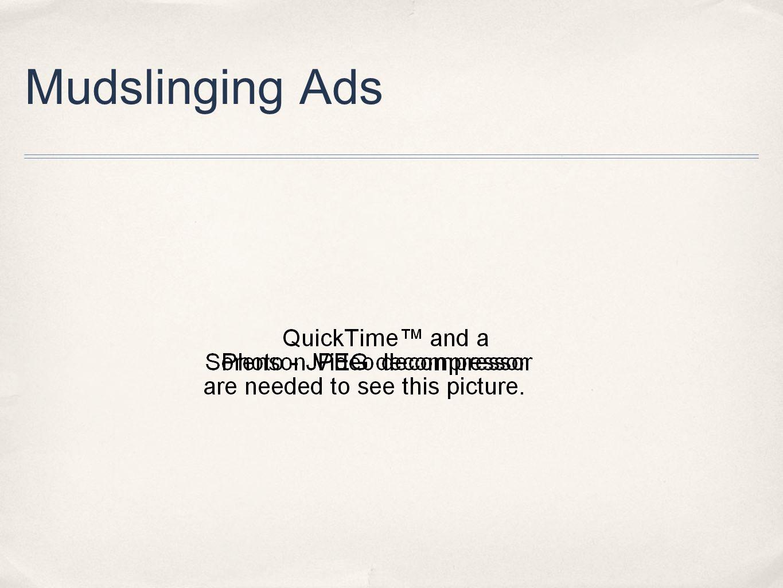 Mudslinging Ads