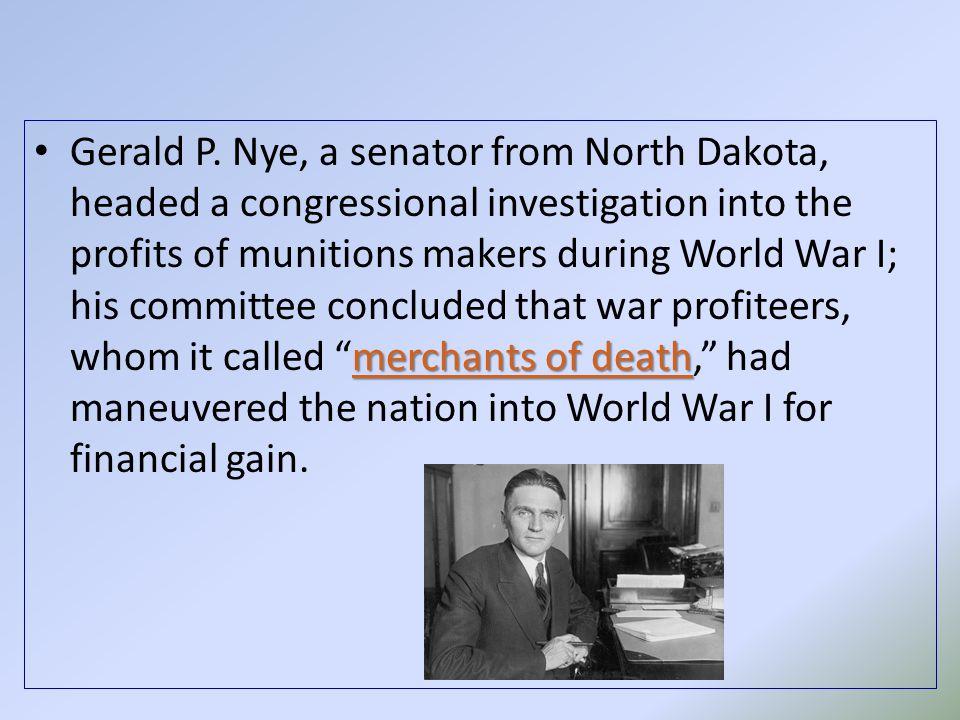 merchants of death merchants of death Gerald P.