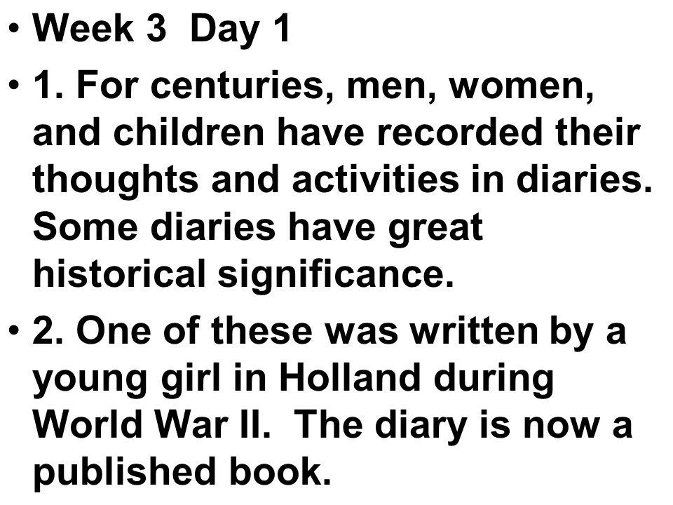 Week 3 Day 1 1.