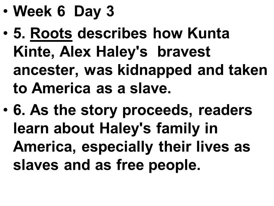 Week 6 Day 3 5.