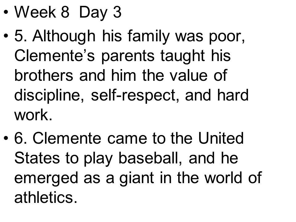 Week 8 Day 3 5.