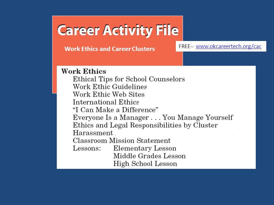 FREE-- www.okcareertech.org/cac EMPLOYABILITY SKILLS