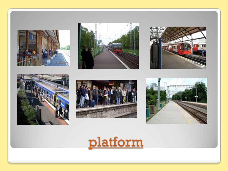 platform platform platform